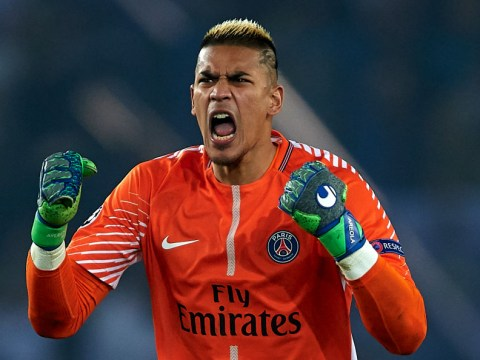 Rafa Benitez hold talks with Paris Saint-Germain's Alphonse Areola about joining Newcastle United