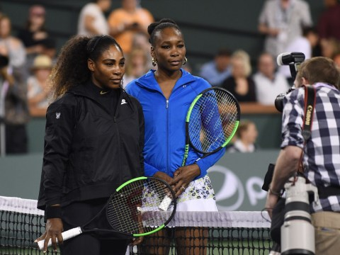 Venus and Serena Williams to play together at the French Open
