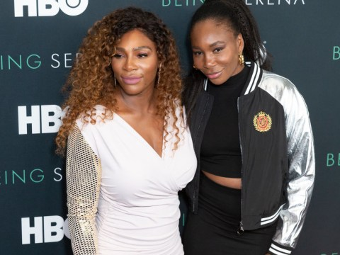 Serena Williams admits growing up with 'beautiful' sister Venus gave her body confidence issues