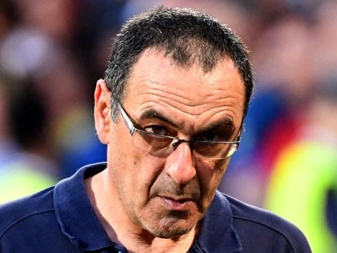 Maurizio Sarri's representative breaks silence on 'offer' from Chelsea