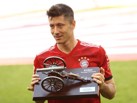 Chelsea transfer target Robert Lewandowski ready for new challenge, confirms agent