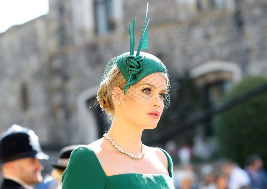 Who is Kitty Spencer – Diana's niece who joined her dad Charles Spencer at the royal wedding in her aunt's memory