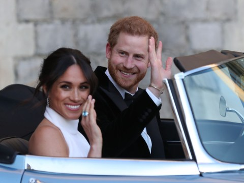 Harry and Meghan 'drawing up plans for secret 'mini-moon' in Ireland'