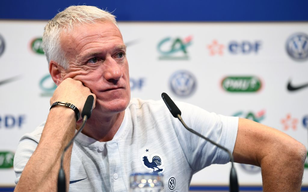 Didier Deschamps slams Adrien Rabiot over France snub
