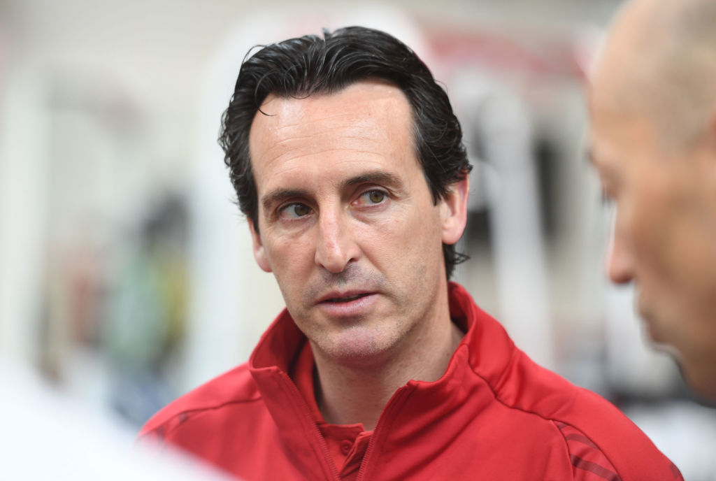 Former Arsenal star fears for Unai Emery at Arsenal: 'He was eaten by the players at PSG'