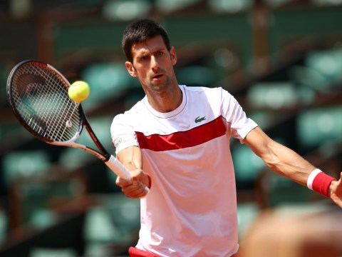 Novak Djokovic books spot in French Open round two after unspectacular Rogerio Dutra Silva win