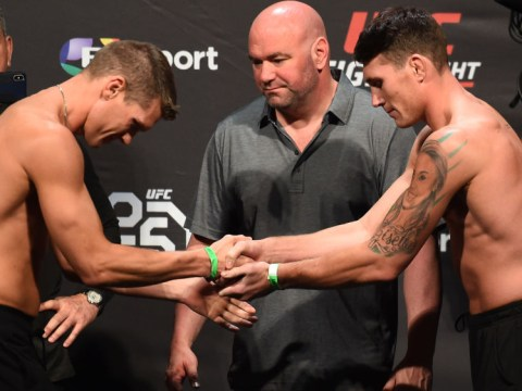 Darren Till must weigh in at 188 pounds or lower just hours before Stephen Thompson fight
