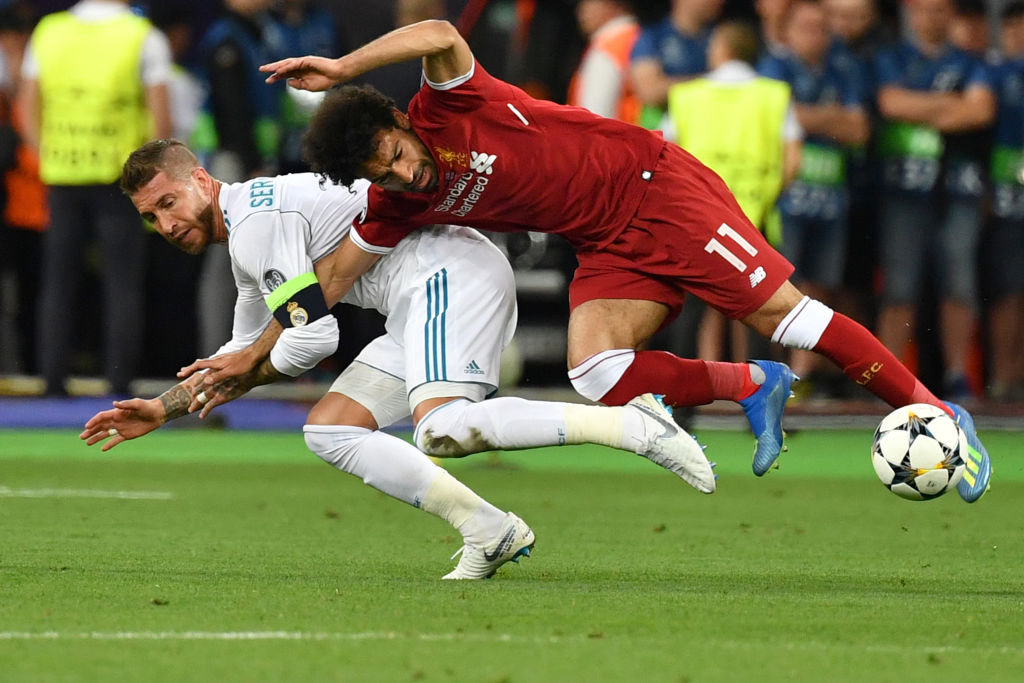 Russian defender Ilya Kutepov threatens to copy Sergio Ramos challenge on Mohamed Salah at World Cup