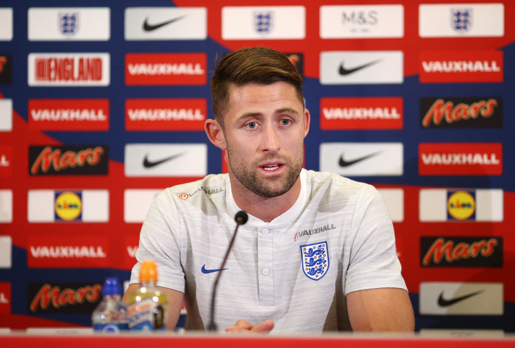 Gary Cahill reveals his secret to getting back in Gareth Southgate's England squad