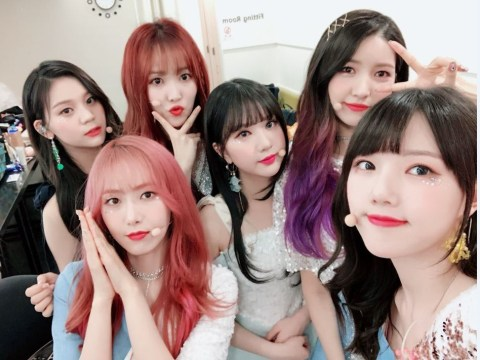 Girl group GFRIEND snap up fourth win on Music Bank