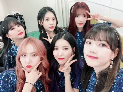 GFRIEND's Time for the Moon Night takes 8th win on Music Bank