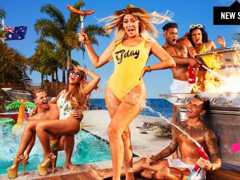 Geordie Shore cast given drinking regulations – because the Aussie stars can't keep up