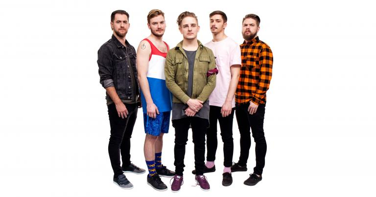 Who are AWS, the metal band representing Hungary at Eurovision 2018?
