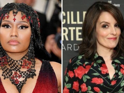 Nicki Minaj and Tina Fey are making a film together in world's most bizarre team up