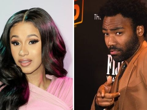 Cardi B just realised Childish Gambino and Donald Glover are the same person