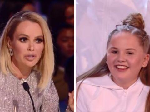 Britain's Got Talent fans drag Amanda Holden as she tells Manchester attack survivor she was 'blown away' by her performance