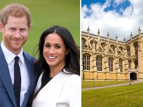 Prince Harry and Meghan Markle will get married in sunshine