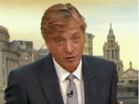 'It's turning into the Alan Partridge show!': GMB viewers beg for Piers Morgan to return as Richard Madeley goes full-on Alpha Papa