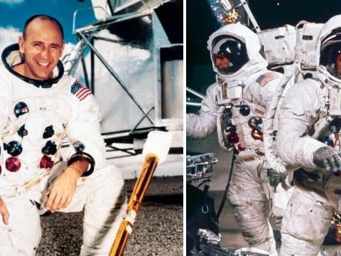 Nasa says astronaut Alan Bean the fourth man to walk on moon has died aged 86