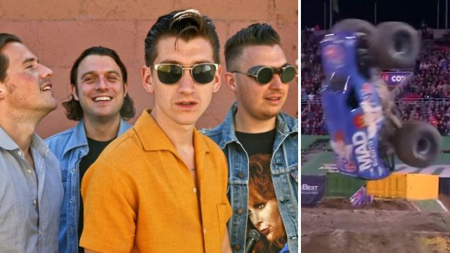 Arctic Monkeys new track is inspired by somersaulting car – no seriously