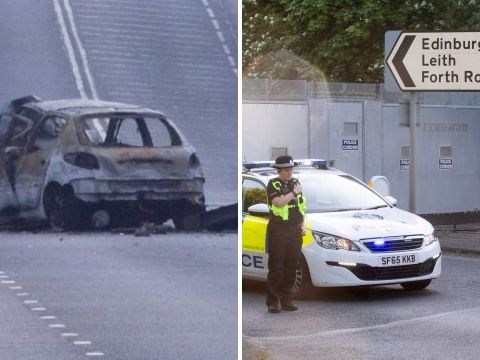 Hunt for Audi A3 driver who sped off after fatal crash that left one dead