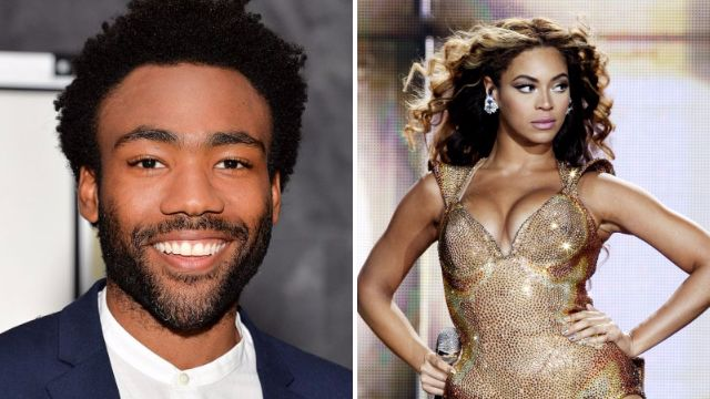 Donald Glover finds Beyonce 'intimidating' after working together on the Lion King remake
