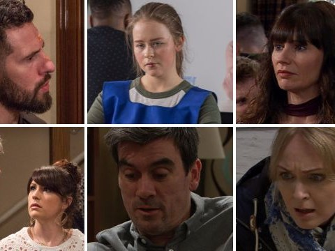 Emmerdale spoilers: 34 new pictures reveal shocking death and violence for Ross Barton