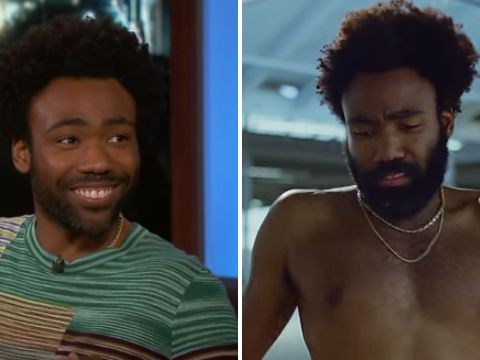 Donald Glover can't take negative criticism so avoided internet after This is America release
