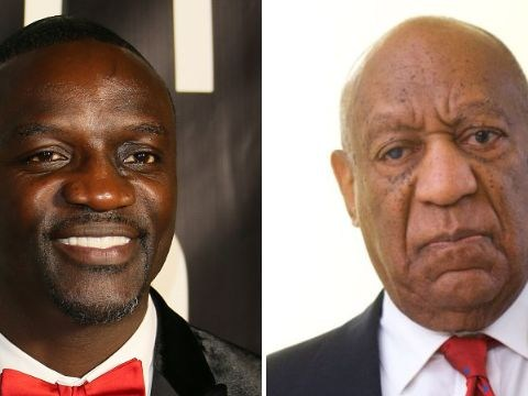 Akon defends 'hero' Bill Cosby: 'You don't really know if he did it'