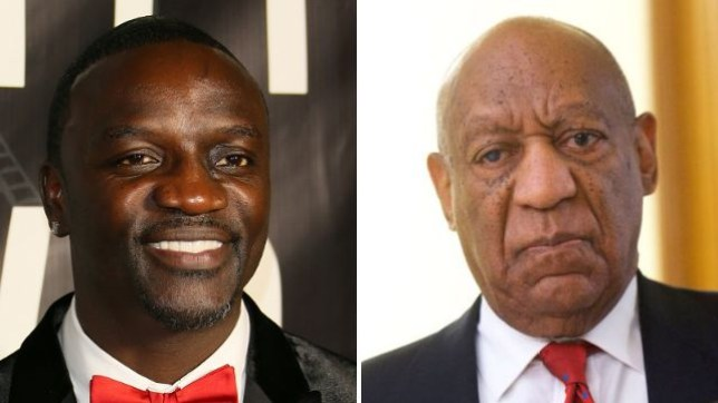 Akon has defended Bill Cosby amid actor's sexual assault case (Picture: Getty)