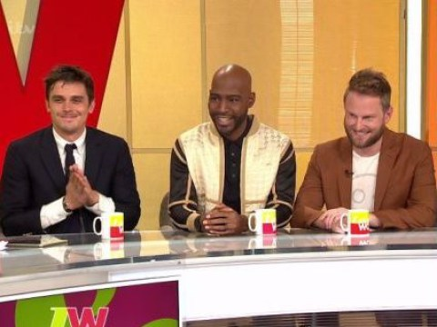 Queer Eye's Fab Five say bye to Barry as they give Shaun Williamson a makeover live on air