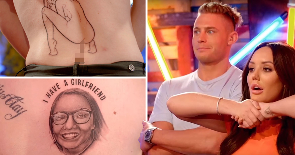 One girl 'takes a giant sh*t on her friendship' by having tattooist ink a woman defecating onto her BFF's back