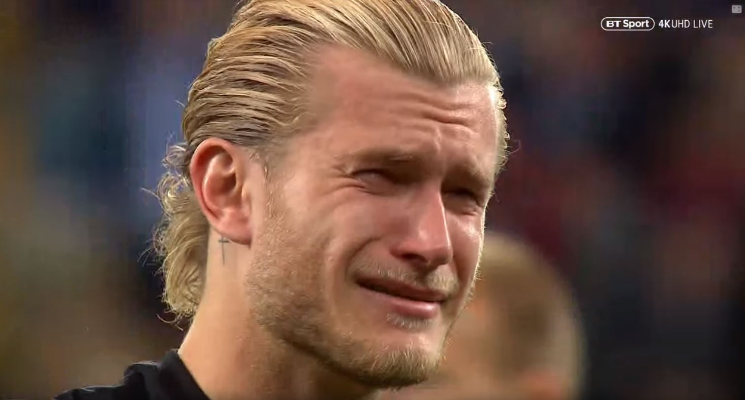 Loris Karius gives tearful apology to Liverpool fans after mistakes against Real Madrid