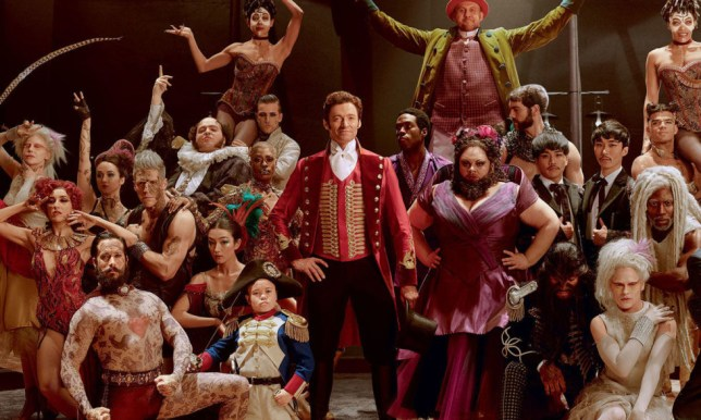 The Greatest Showman soundtrack breaks yet another chart