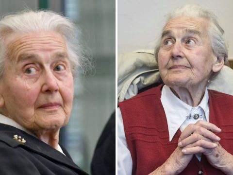 'Nazi grandma', 89, arrested and sent to prison for Holocaust denial