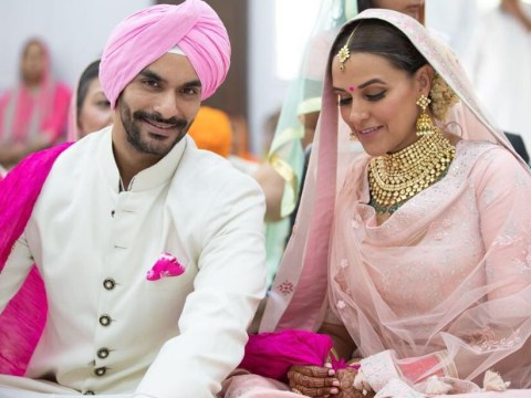 'Today I married my best friend': Neha Dhupia announces surprise wedding to Angad Bedi