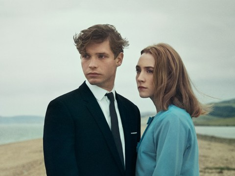 Saoirse Ronan reveals what 2018's kids can learn about sex and consent from 1960s-set On Chesil Beach
