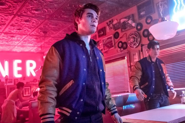 Riverdale's Judgement Day (Picture: Netflix)