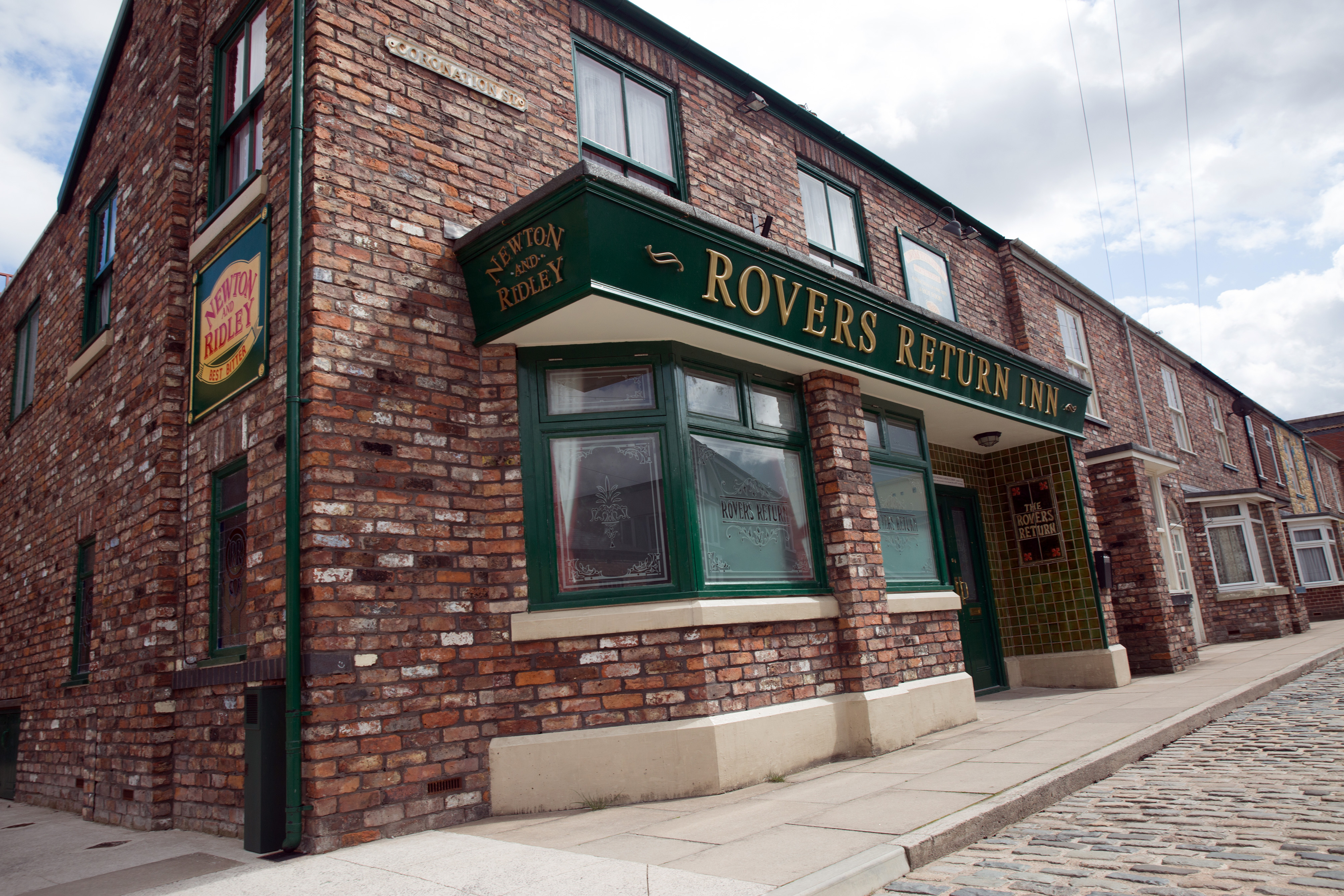 You can visit Coronation Street