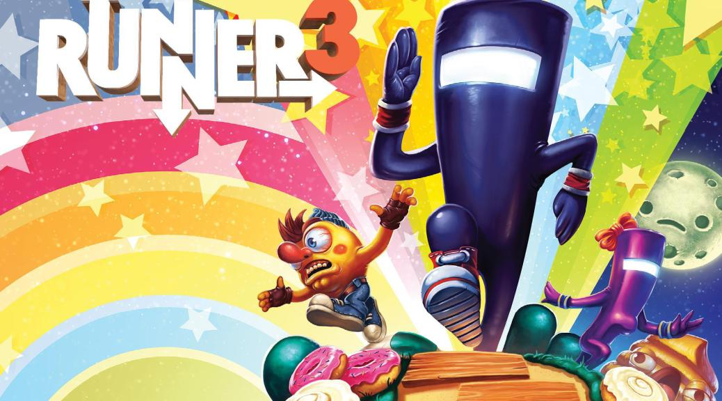 Runner3 Nintendo Switch review – running into difficulty