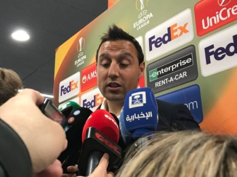 Santi Cazorla speaks out on Arsenal future after Europa League defeat to Atletico Madrid