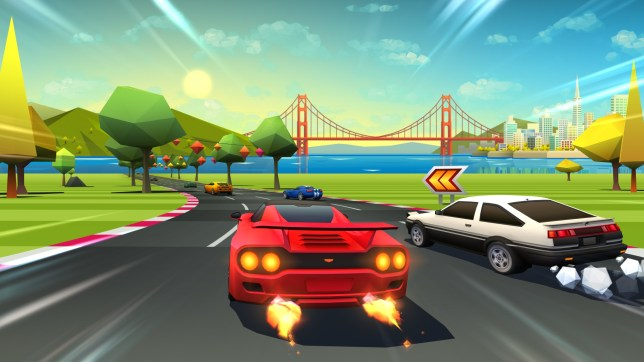 Game review: Horizon Chase Turbo brings back old school arcade