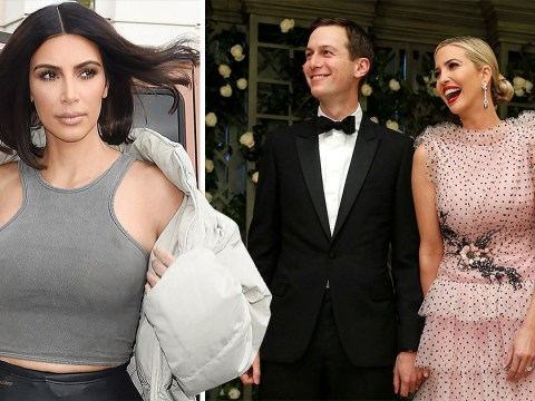 Kim Kardashian working with President Trump's daughter to free 'a convicted 62-year-old grandmother'