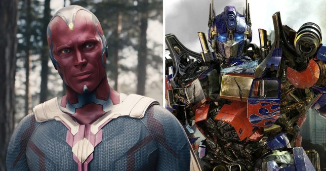 Does Avengers: Infinity War pay tribute to Transformers with a dramatic Easter egg?