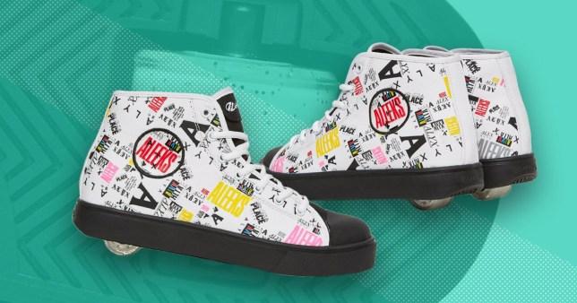 Alyx Studio x Heelys adult wheeled sneakers
