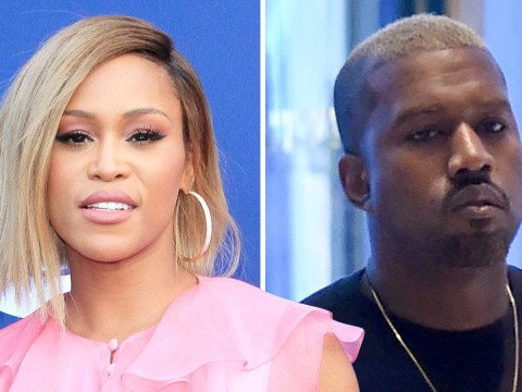 Eve blasts 'disrespectful' Kanye as she joins ever-growing list of celebrities slamming rapper over slave comments