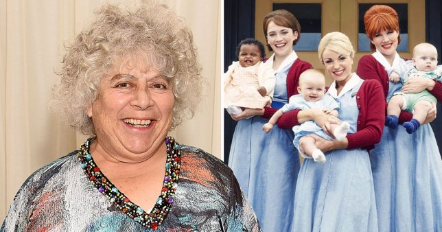 Call The Midwife Christmas Special.Call The Midwife Recruits Miriam Margoyles For Christmas
