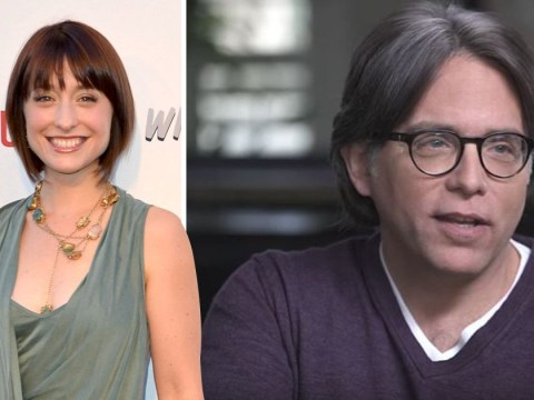 Smallville star Allison Mack attends Keith Raniere's arraignment as it's revealed both could face additional charges alongside sex trafficking
