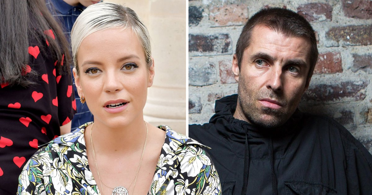 Lily Allen details plane toilet sex romp with Liam Gallagher claiming she didn't know he was married