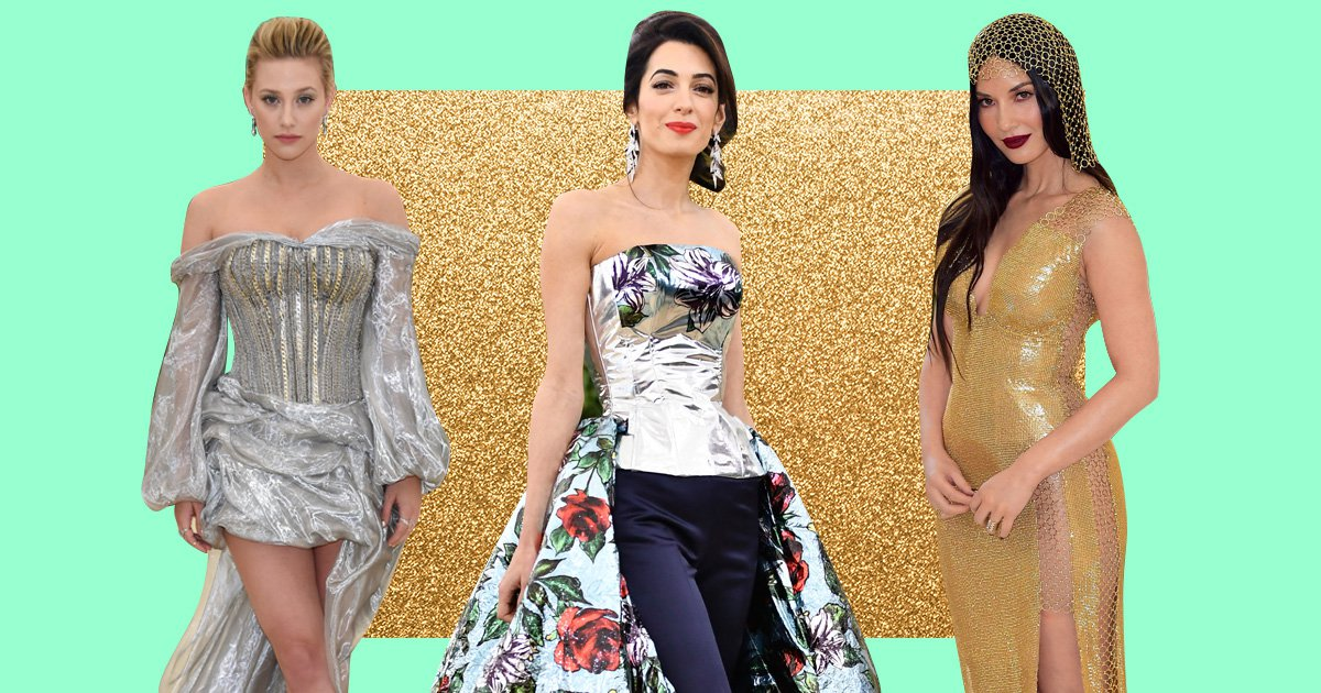 All our fave outfits from the Met Gala 2018